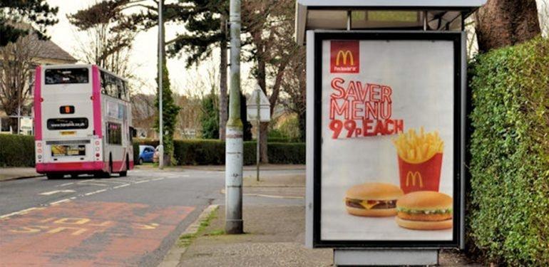 Наружный таргетинг будущего: цифровые постеры Russ Outdoor вычислили ЦА для INFINITI
