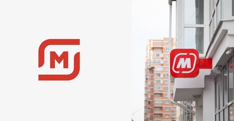 """Ребрендинг по-семейному: новый логотип сети магазинов """"Магнит"""""""