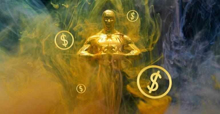 """Цена рекламы на """"Оскаре"""""""