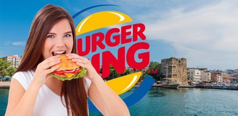 Burger King идет к вам… дарить мини-гриль