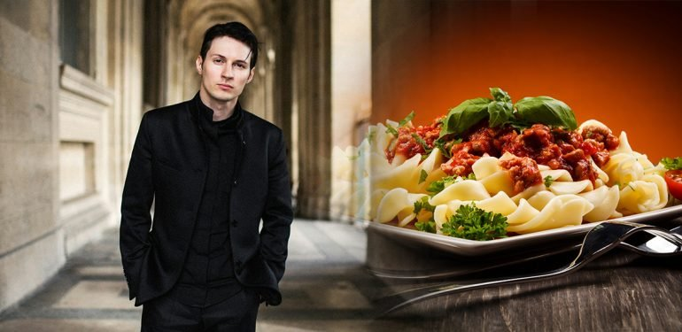 Павел Дуров отказался от еды ради миллионов пользователей