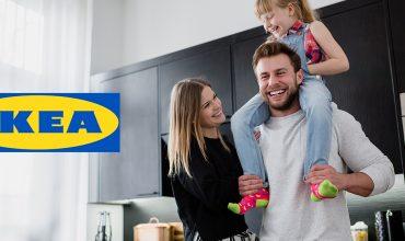Готовый дизайн Вашей квартиры от IKEA