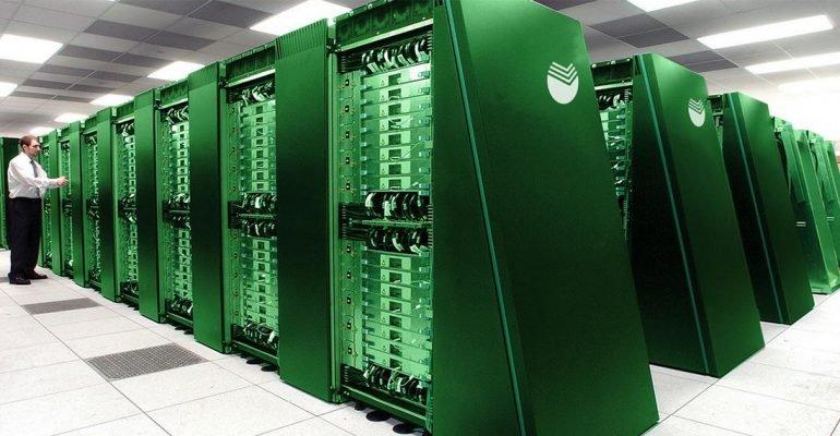 Christofari — первый суперкомпьютер от SberCloud и Сбербанка