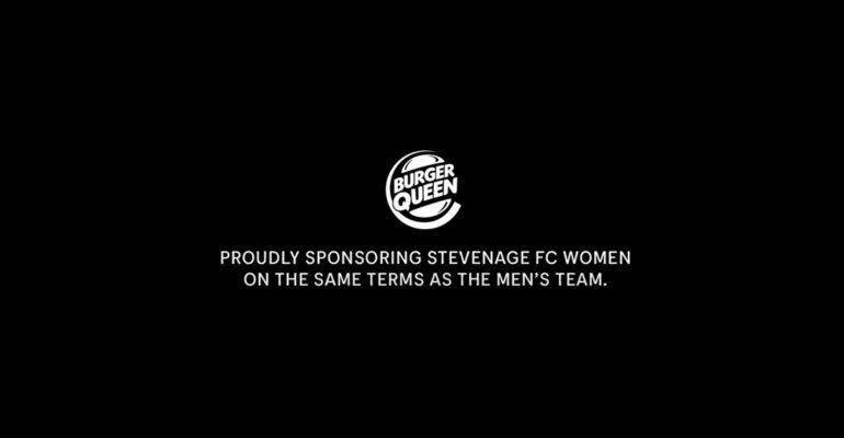 Burger King пересядет с иглы мужского одобрения ради женского футбола